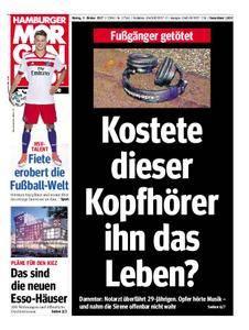 Hamburger Morgenpost - 09. Oktober 2017