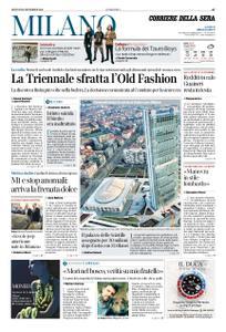 Corriere della Sera Milano – 19 dicembre 2019