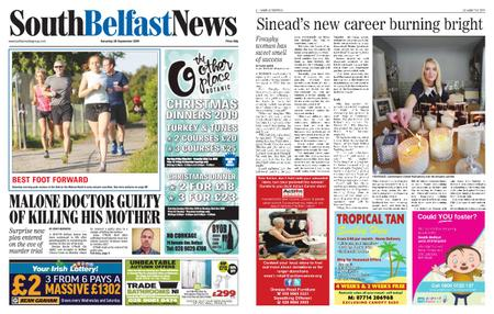 South Belfast News – September 30, 2019