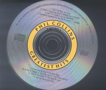 Phil Collins — Greatest Hits (1994)