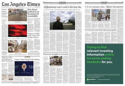 Los Angeles Times – July 22, 2021