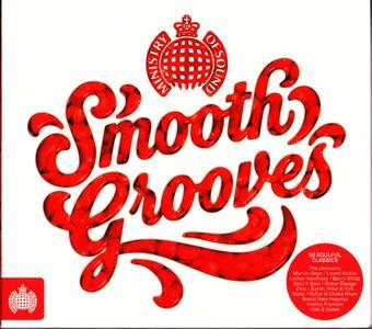 Ministry Of Sound - Smooth Grooves [3CD] (2016)