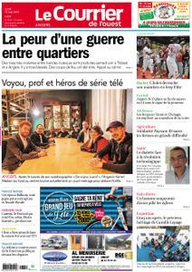 Le Courrier de l'Ouest Angers – 13 mai 2019