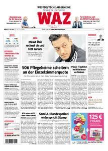 WAZ Westdeutsche Allgemeine Zeitung Oberhausen-Sterkrade - 23. Juli 2018