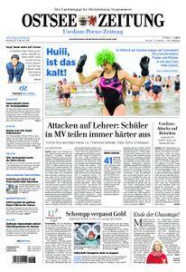 Ostsee Zeitung Wolgast - 19. Februar 2018