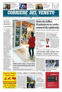 Corriere del Veneto Venezia e Mestre – 21 novembre 2018