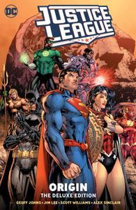 Justice League-Origin-The Deluxe Edition 2020 digital Son of Ultron