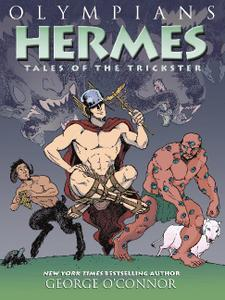 First Second-Olympians Hermes Tales Of The Trickster 2018 Hybrid Comic eBook