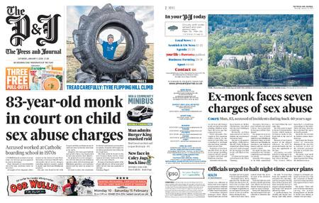The Press and Journal Moray – January 11, 2020