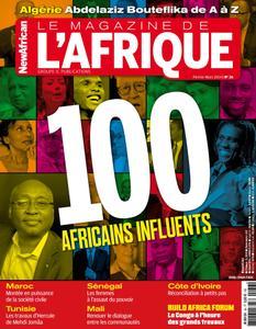 New African, le magazine de l'Afrique - Février - Mars 2014