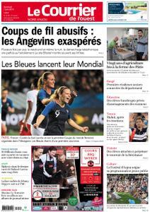 Le Courrier de l'Ouest Nord Anjou – 07 juin 2019
