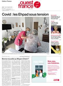 Ouest-France Édition France – 17 septembre 2020