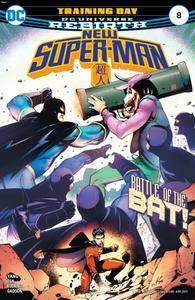New Super-Man 008 (2017)