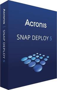 Acronis Snap Deploy 5.0.0.1877