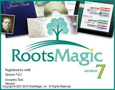 RootsMagic 7.6.2.0