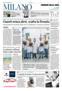 Corriere della Sera Milano – 21 dicembre 2019
