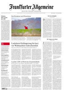 Frankfurter Allgemeine Zeitung - 23 November 2020
