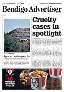 Bendigo Advertiser - February 19, 2019