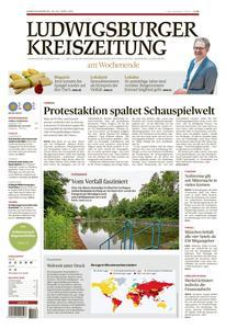 Ludwigsburger Kreiszeitung LKZ - 24 April 2021