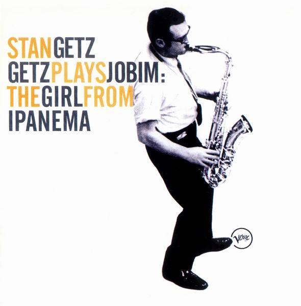 Stan Getz - Getz Plays Jobim: The Girl From Ipanema [Recorded 1962-1964] (2006) (Repost)