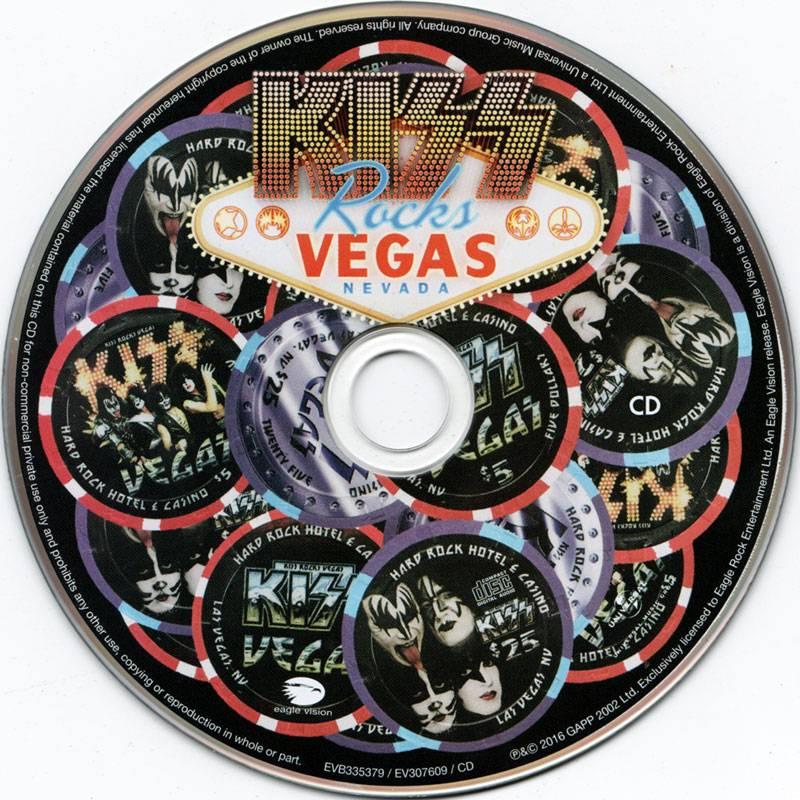 Video's van Kiss creatures of the night 320kbps