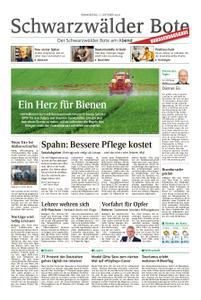 Schwarzwälder Bote Hechingen - 11. Oktober 2018
