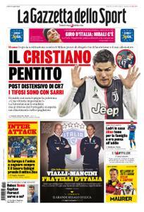 La Gazzetta dello Sport Roma – 12 novembre 2019