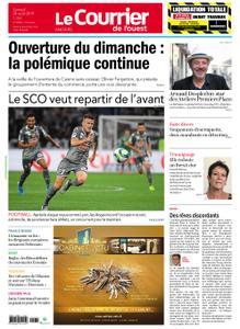 Le Courrier de l'Ouest Angers – 24 août 2019