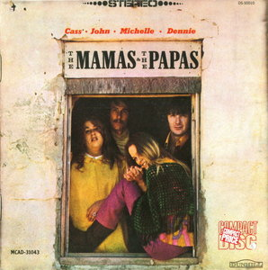 The Mamas & The Papas - The Mamas & The Papas (1966, CD 1988)