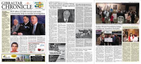 Gibraltar Chronicle – 20 February 2019