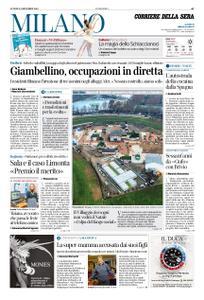 Corriere della Sera Milano – 23 dicembre 2019