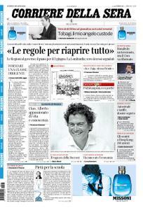 Corriere della Sera – 25 maggio 2020