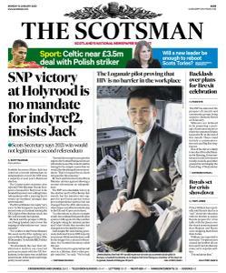 The Scotsman - 13 January 2020