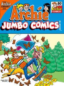 Archie (Jumbo Comics) Double Digest 318 (2021) (Digital-Empire
