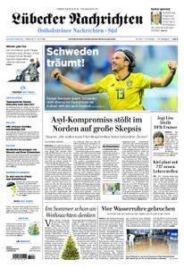 Lübecker Nachrichten Ostholstein Süd - 04. Juli 2018
