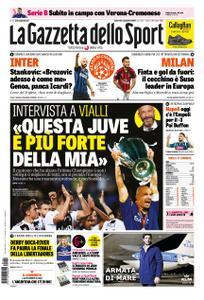 La Gazzetta dello Sport Roma – 02 novembre 2018