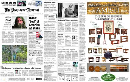 The Providence Journal – April 26, 2019