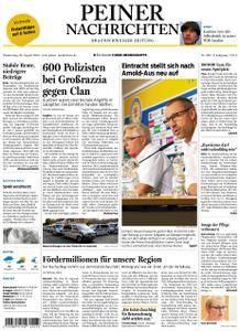 Peiner Nachrichten - 30. August 2018