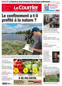 Le Courrier de l'Ouest Cholet – 29 décembre 2020