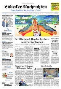 Lübecker Nachrichten Ostholstein Nord - 05. Oktober 2019