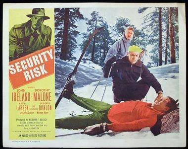 Security Risk (1954)