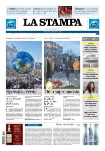 La Stampa Imperia e Sanremo - 16 Marzo 2019