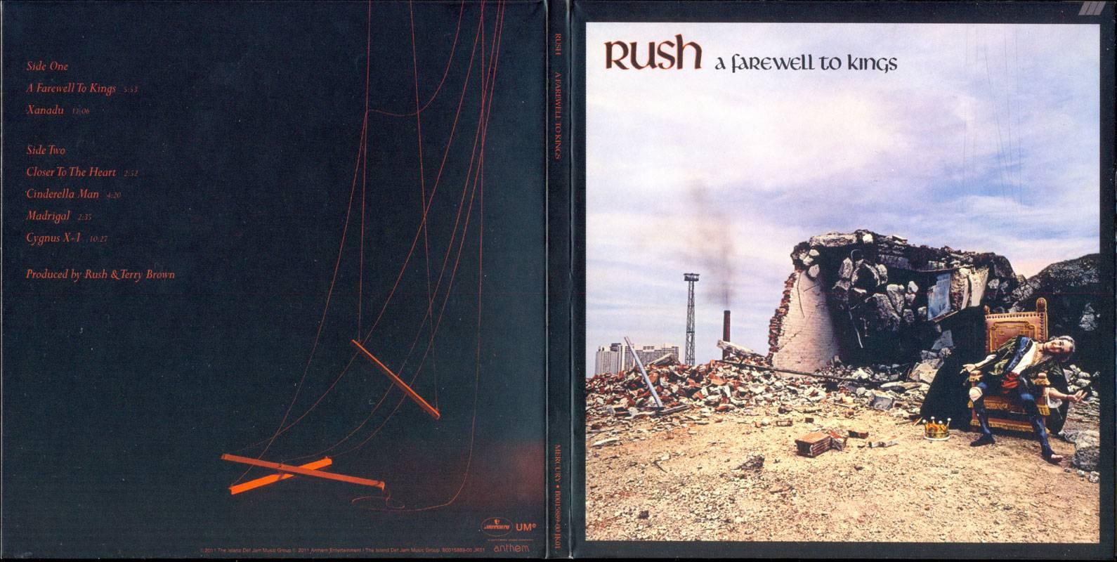 Rush - Sector Two (2011) [5CD + DVD Box Set] Repost