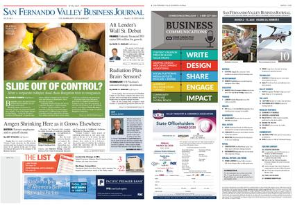 San Fernando Valley Business Journal – March 02, 2020