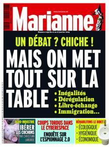 Marianne - 11 janvier 2019