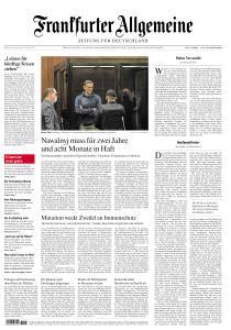 Frankfurter Allgemeine Zeitung - 3 Februar 2021