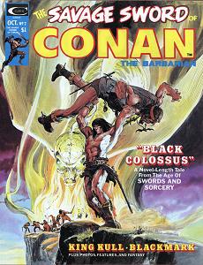 The Savage Sword Of Conan - Volume 2
