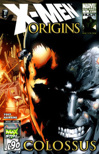 X-Men Origins Colossus (2008)