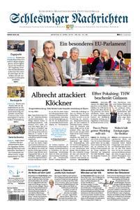 Schleswiger Nachrichten - 08. April 2019