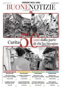 Corriere della Sera Buone Notizie - 29 Giugno 2021